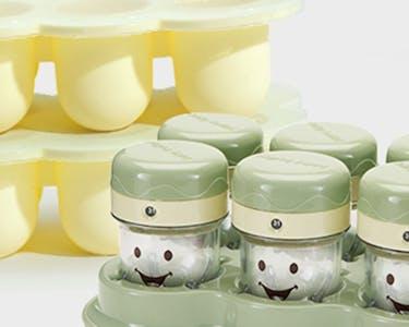Baby Bullet Tip Proof Storage Set