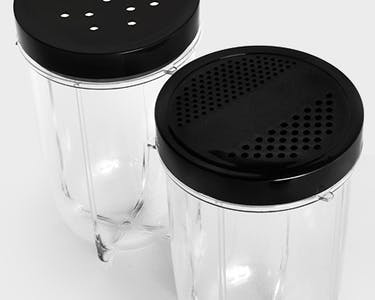 Magic Bullet Shaker & Steamer Lid