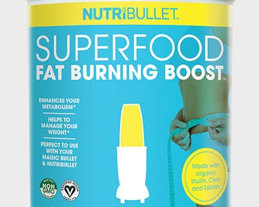 SuperFood Fat Burning Boost Tub