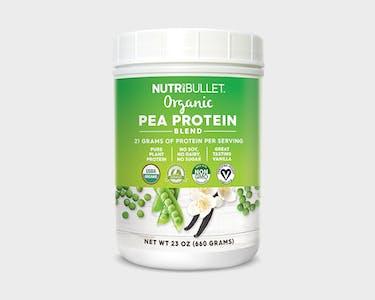 Organic Pea Protein Blend Tub