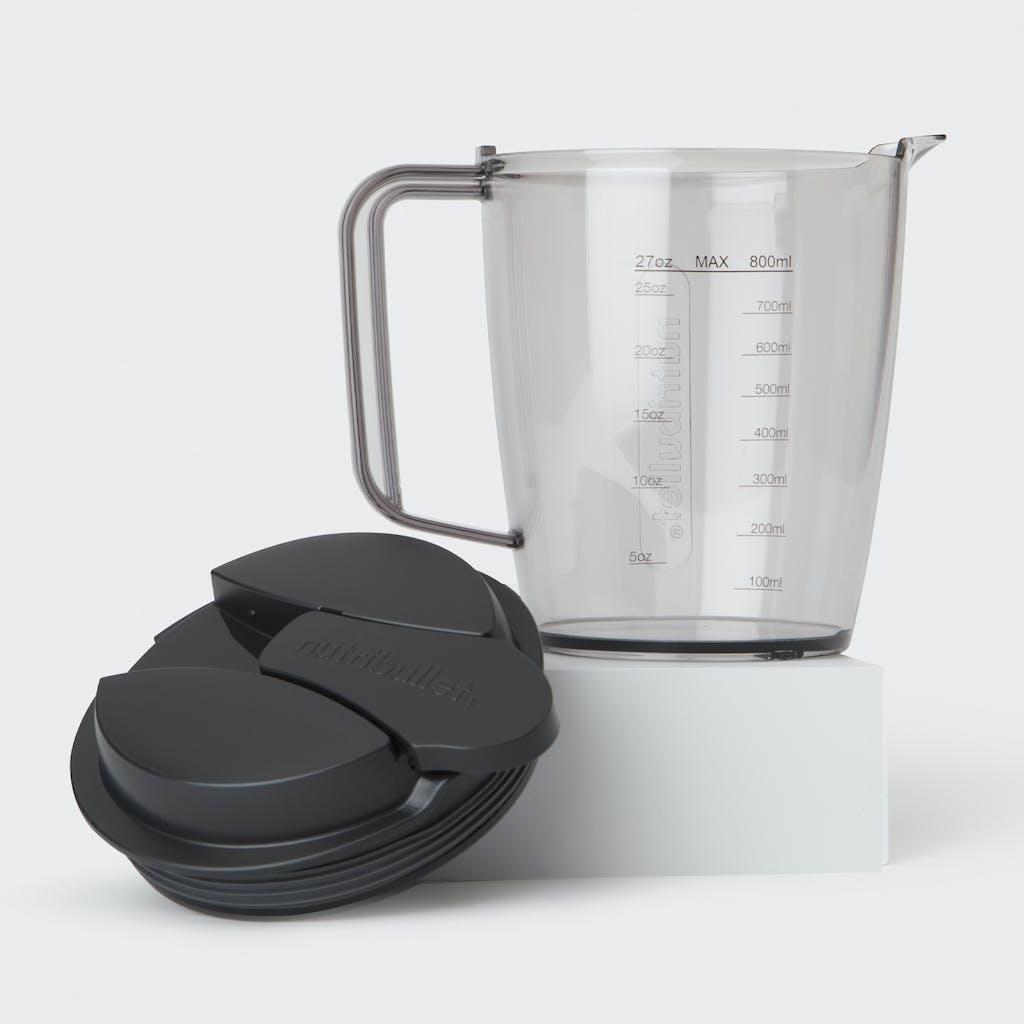 nutribullet juicer pitcher and lid
