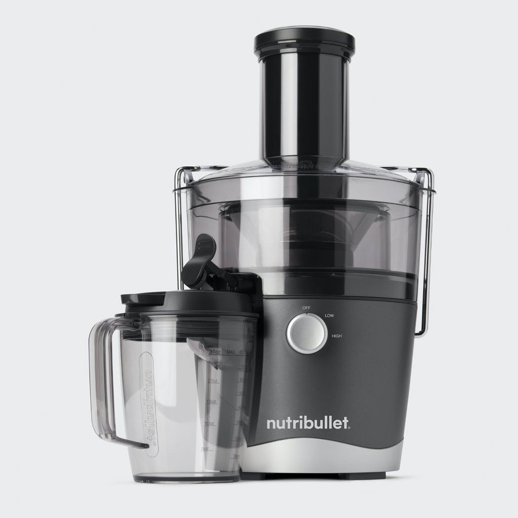 nutribullet juicer unit with cup accessory