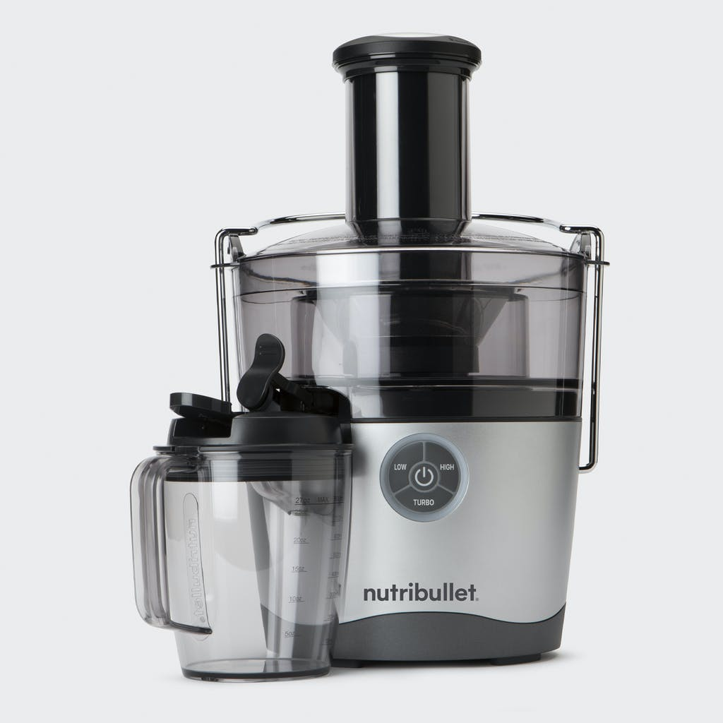 nutribullet juicer pro with cup accessory