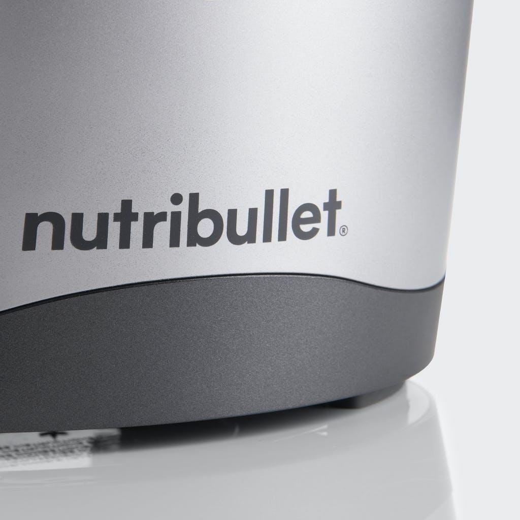 close up of nutribullet juicer pro motor base