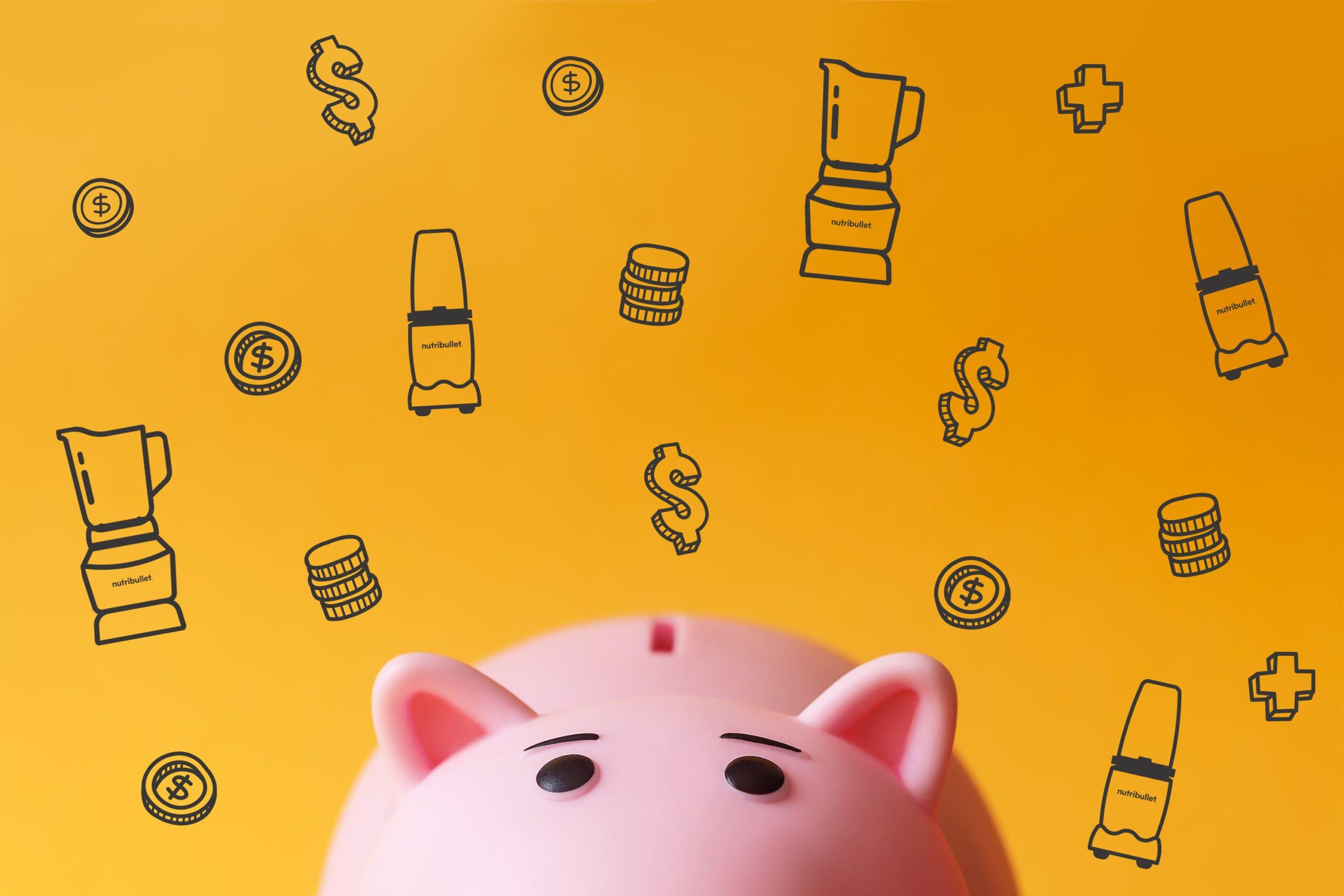Money-Saving Tips with the NutriBullet Blender