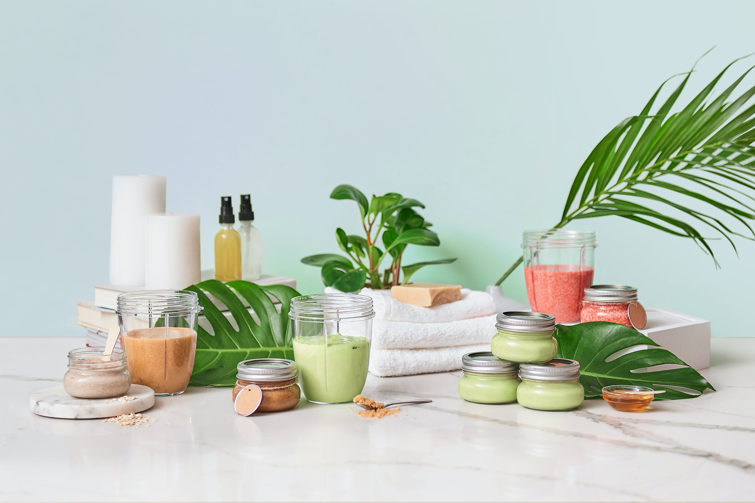 DIY Natural Beauty Products Made in Your NutriBullet
