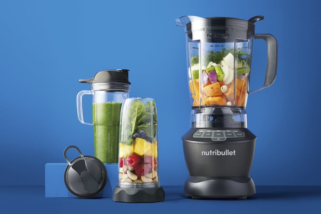 nutribullet blender combo new model