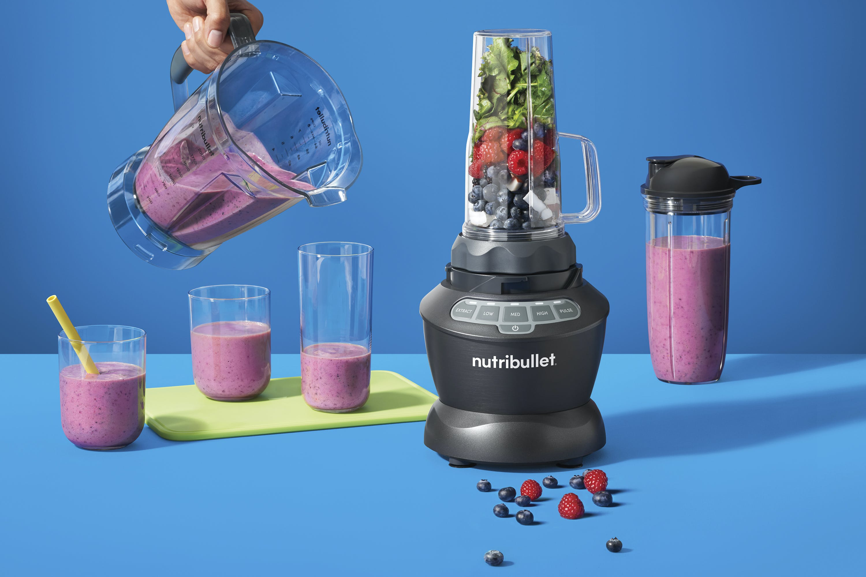 New to the NutriBullet Family