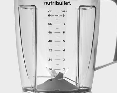NutriBullet Blender 64 oz Pitcher
