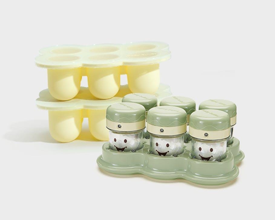 Baby Bullet Food Storage Completer Kit
