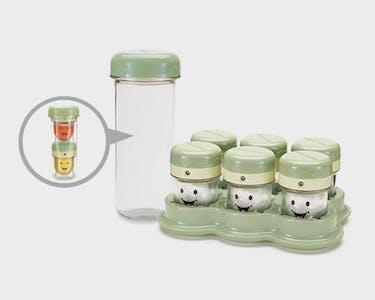 Baby Bullet Food Storage Kit