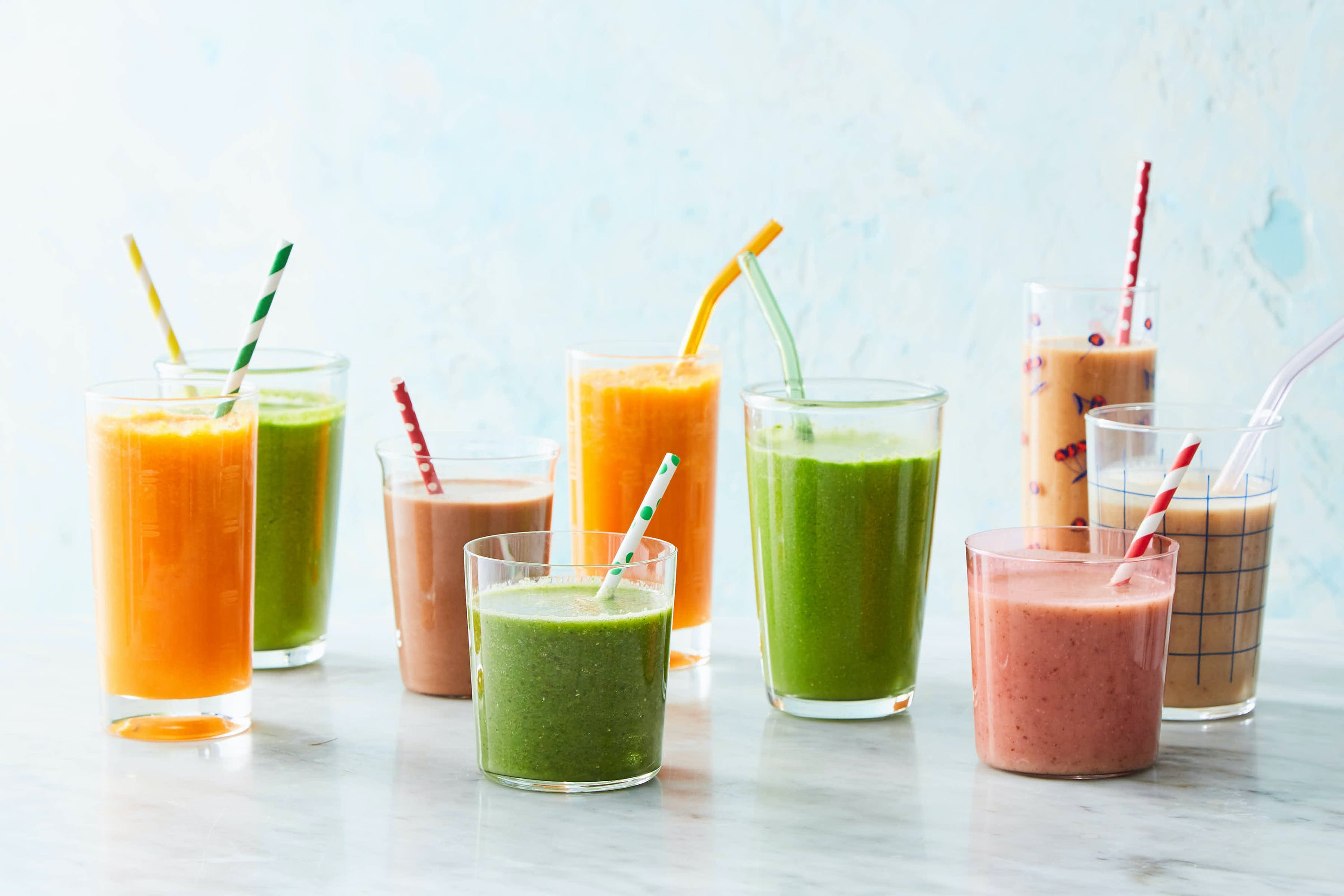 """All of the Other Reasons to Drink Smoothies (Apart from """"They're Healthy!"""")"""