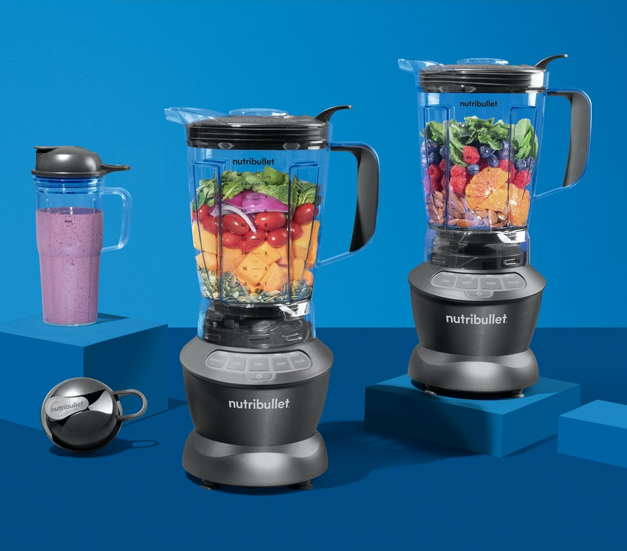 Bigger is better. Our full-sized blenders offer power and versatility for your nourishing,                  big-batch creations.