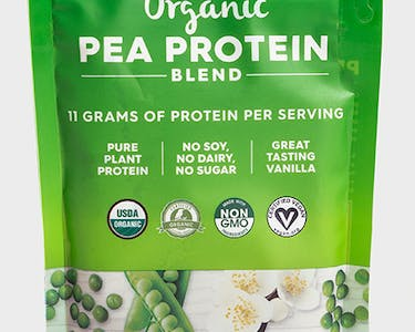 Organic Pea Protein Blend