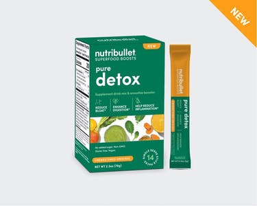 Pure Detox – One Time Purchase Unsweetened Original | 14 Stick Packs