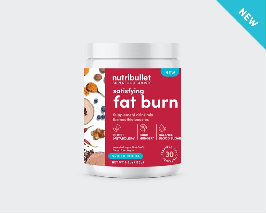 Satisfying Fat Burn – One Time Purchase Spiced Cocoa | 30 Serving Tub