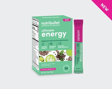Ultimate Energy – One Time Purchase Matcha | 14 Stick Packs